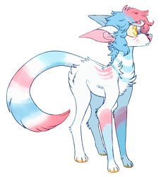 Redesign For Starkked by LucidNaturae