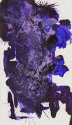 Abstract 3 on Yupo paper by ZombAug