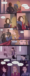 Power Rangers/Supergirl au prologue by plastic-pipes