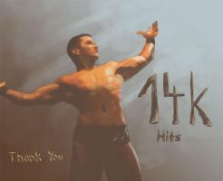 14k THANK YOU by El-Chupacabras