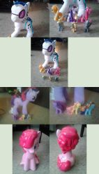 My Daughter's My Little Pony Collection by Xavren