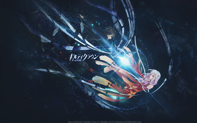 Guilty Crown by paeses