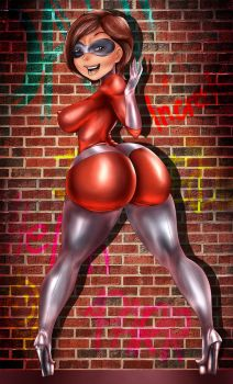 Mrs. Incredible by HappyMeals69