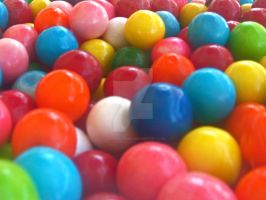 Gumballs 1 by 10000Greetings