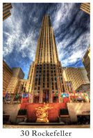 30 Rockefeller by AimishBoy