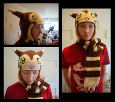 Furret Hat - Commission for Fuma Puma