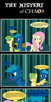 MLP: The mystery of chaos page 25 by stashine-nightfire