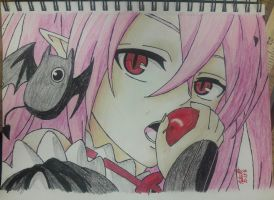 3rd Progenitor Krul Tepes by CatalinaAcosta