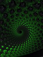 Fractal Vortex by laughingtube