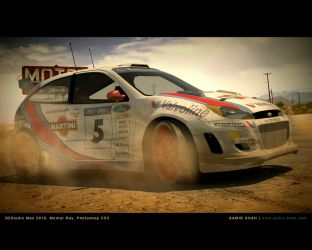 Desert Rally by aash