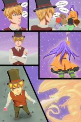 The Mystical pg 2 by MsArtGarden