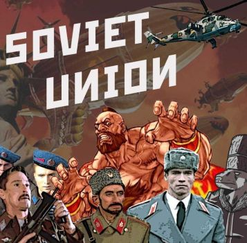 Soviet Union by nikitakartinginboxru