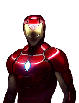 Render: All New, All Different Iron Man | 1 by 4n4rkyX