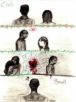 The Walking Dead - 'Dont call me small' by Livvy-san