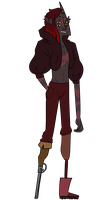 Painite - OC by TryingTheBest