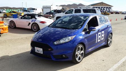 2015 Ford Fiesta ST Ecoboost by Partywave