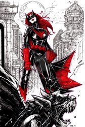 Batwoman by olivernome