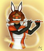 Rena Rouge by chessie30