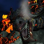 Burning Caress by Twylyght99