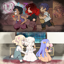 A-R: from different worlds by MizumiHisui