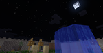 A peaceful night in minecraft by GriffinPhillis
