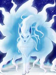 Moonlit Ghost by aynessa