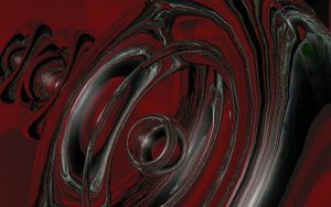 Chaotic Red by Drachis