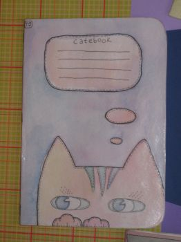 Catebook by StaceyTram