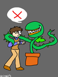 Plant Dude by frisk12