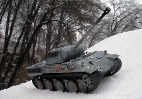 Panther 13 - Begining of the Snow Storm by SurfTiki