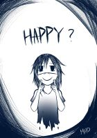 Happy? by MHD0524