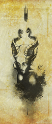 Lilith, Demoness of Waste by 00chalcedony00