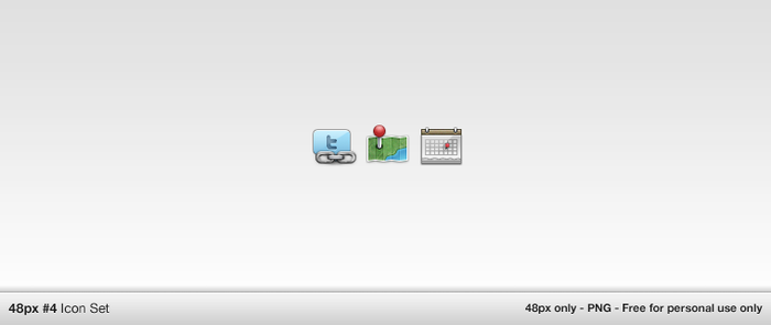 48px Icons 4 by vanGenie
