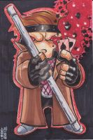 Lil Dude Gambit by MARR-PHEOS