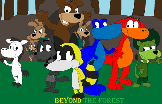 Beyond the Forest by JustinandDennnis