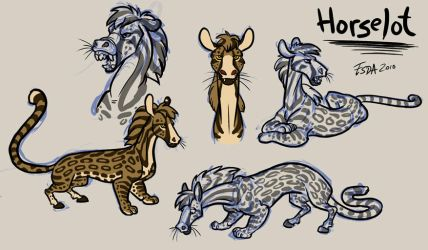 Design Auction: Horselot by FablePaint