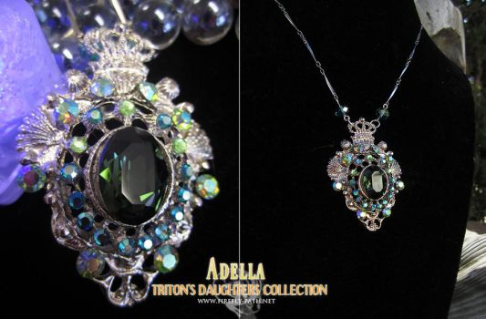 King Triton's Daughters Collection : Adella by Firefly-Path
