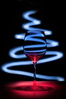 ...Lights and Wine... by Jack-Drexler