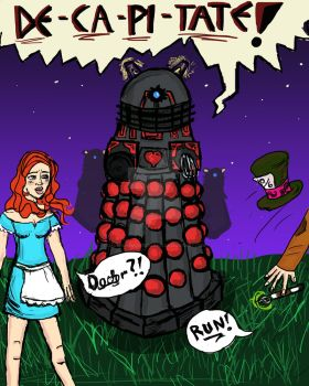 Daleks in Wonderland by DaleksinWonderland