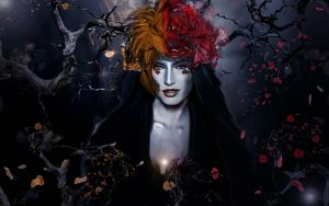 Lady of The Woods by captjimini