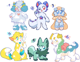 squeaky clean adopts OTA | collab | CLOSED by lamelamb
