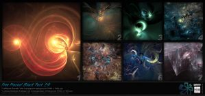 Fractal Stock Pack 29 by Hexe78