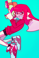 SQUID HIME CUT by remmie19