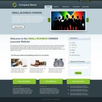Business theme by prkdeviant