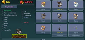 TRADING TRANSFORMICE ACCOUNT WITH 2400 FRAISES by Neptunix