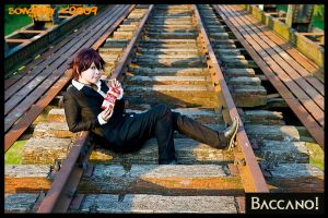 Pocky On Rails... by songster69