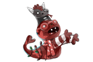 Sir Edgelord Nessie by TacoNoobGamer