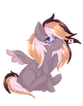 Animated Pony Pagedoll/Pixel! 1/3 by Nykun