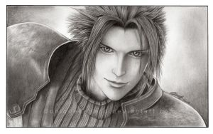 Zack Fair by EternaLegend