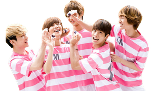 SHINEE render by PoohTham2905